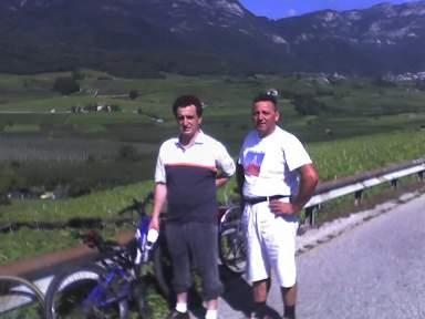 Bruno Lamanna e Biagio Cirillo