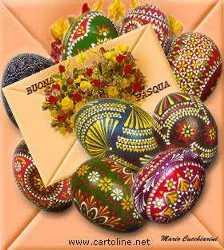 Immagine di Buona Pasqua 2005 inviata da Montagna Lauro