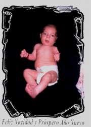 Julian, nato il 14 ottobre 2004 a Buenos Aires, Argentina