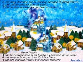 Buon Natale 2006 - Cartolina augurale inviata da Montagna Lauro di Nichelino (To)