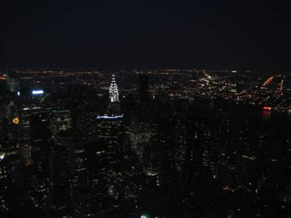 New York di notte