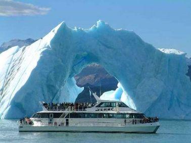 Iceberg atipico