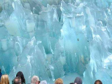 Osservando i ghiacciai