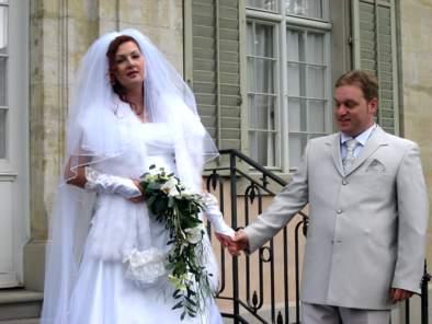 Sposi. Foto augurale inviata da Elvira Lamanna
