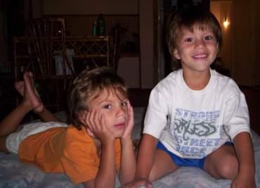 I nipoti di Sina Piccolo - Buenos Aires
